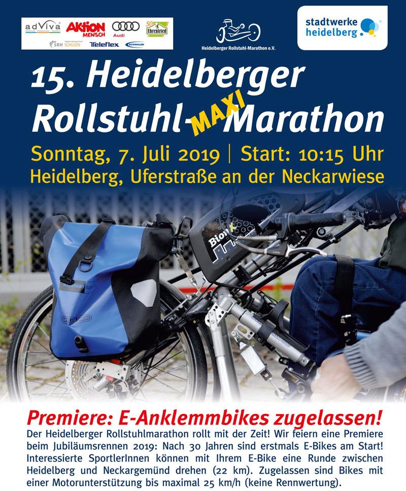 E-Bikes willkommen